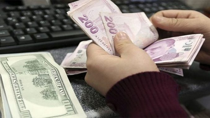 Turkish lira nears all-time low as foreign exchange reserves fall