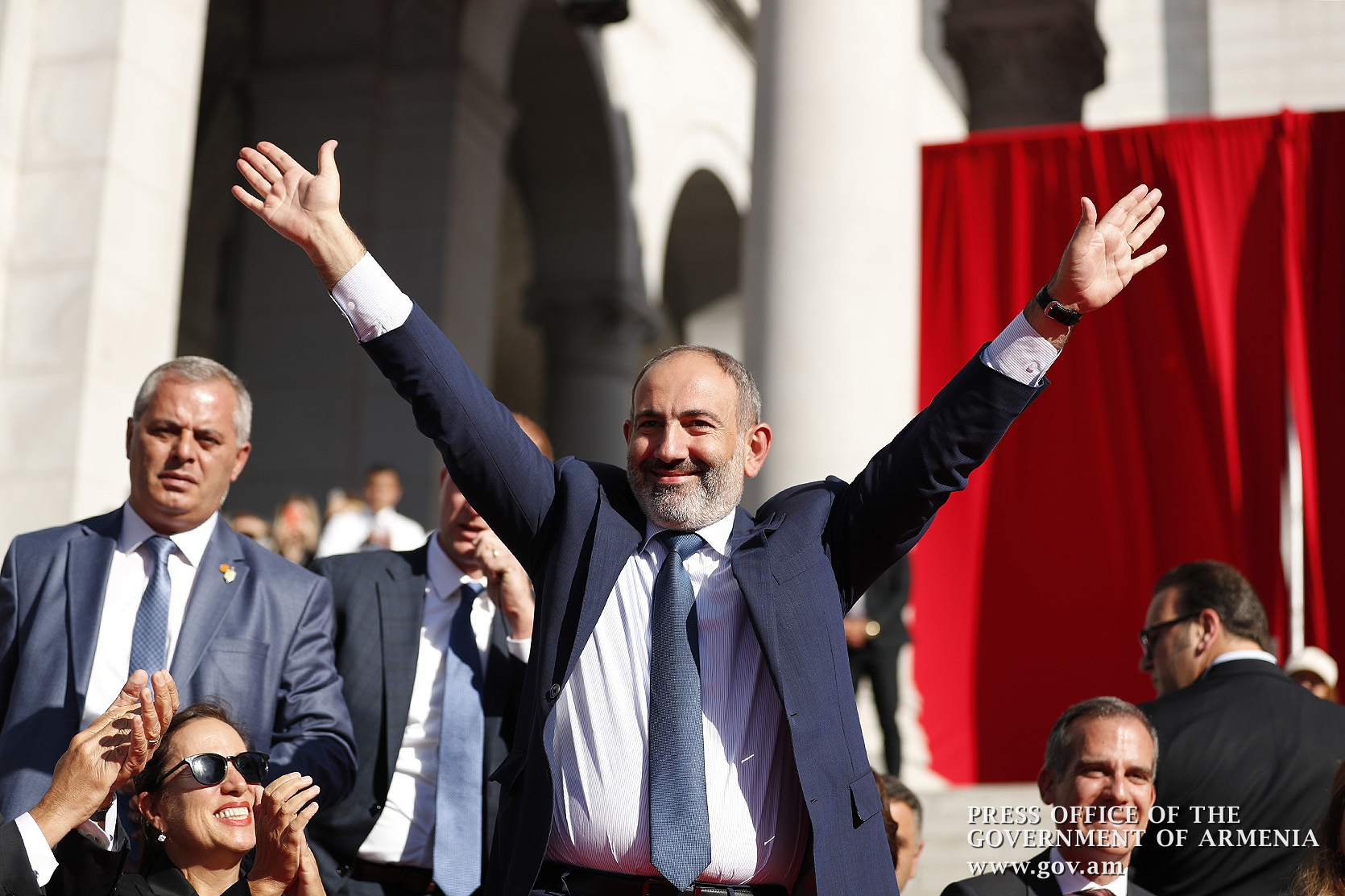 Armenia with Pashinyan: Yesterday and today