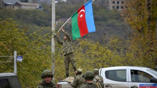 The Causes and Preconditions of Second Karabakh War and Roles of Various International Actors.