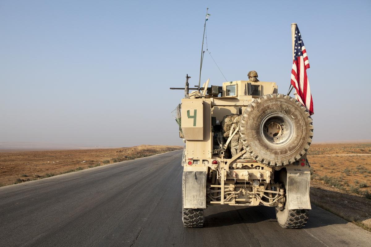America's Opportunity in the Middle East