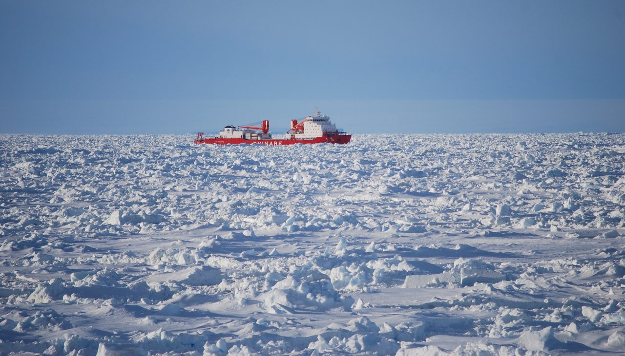China's energy policy in the Arctic